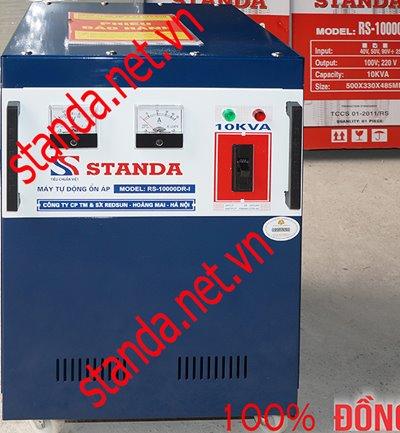Ổn Áp Standa 10kVA Model RS-10000DR-I